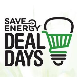 Illustration of the Deal Days logo