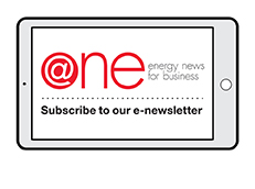 @one e-newsletter logo