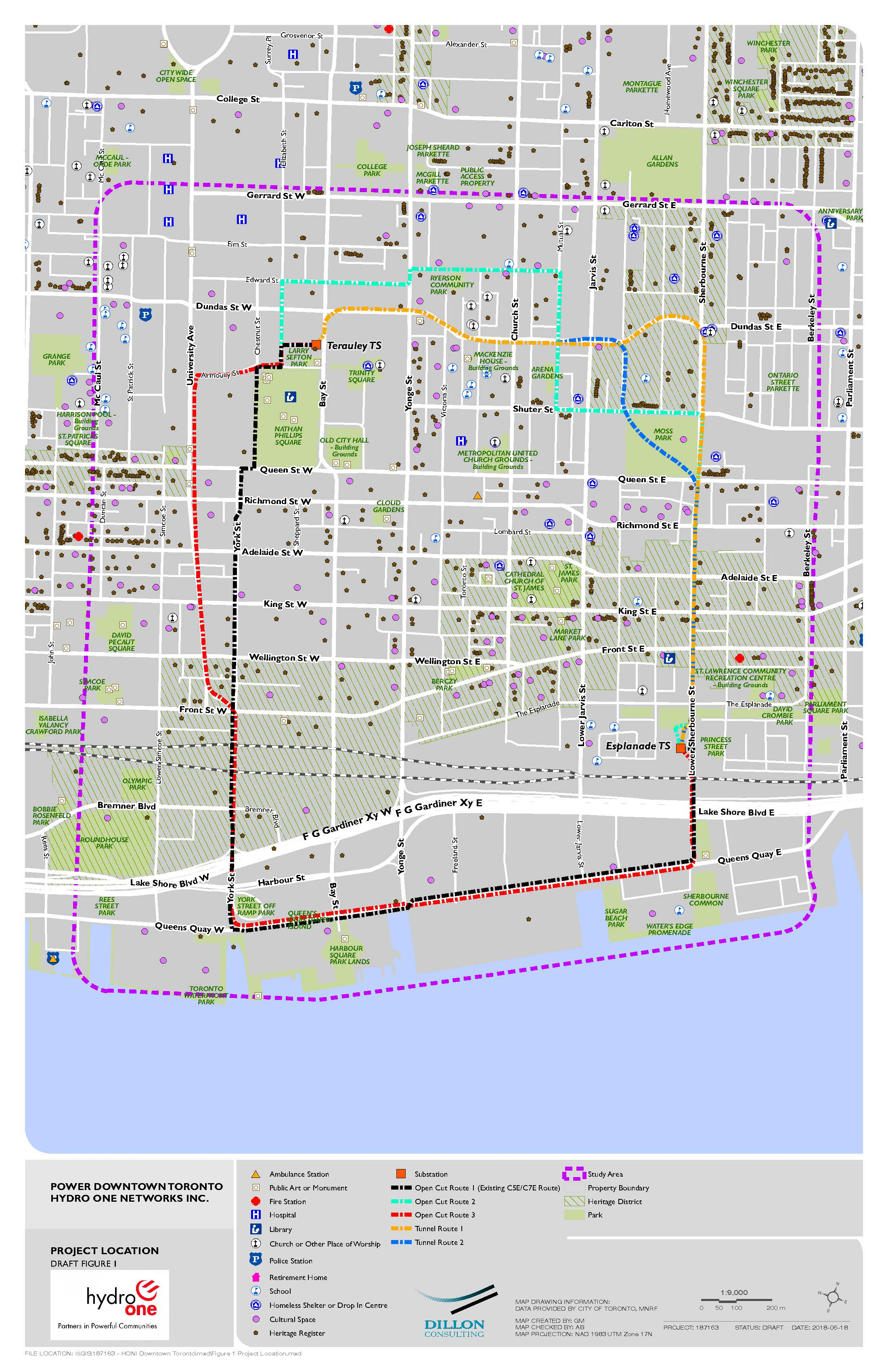 Maps Toronto.Maps