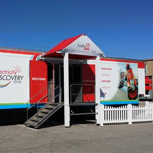 Photo of Hydro One's Electricity Discovery Centre