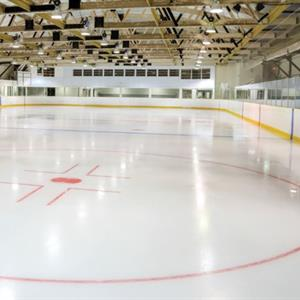 photo of an arena in East Ferris