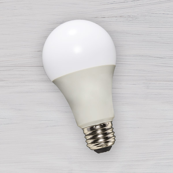 commonly shaped LED bulb