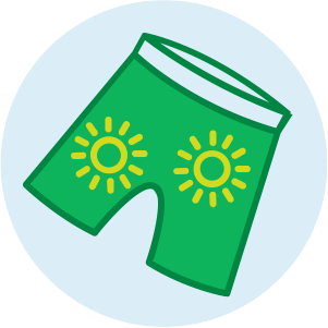 Swimshorts icon